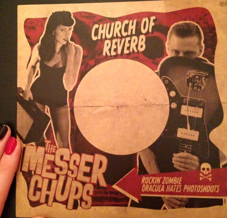 Church of Reverb 7""