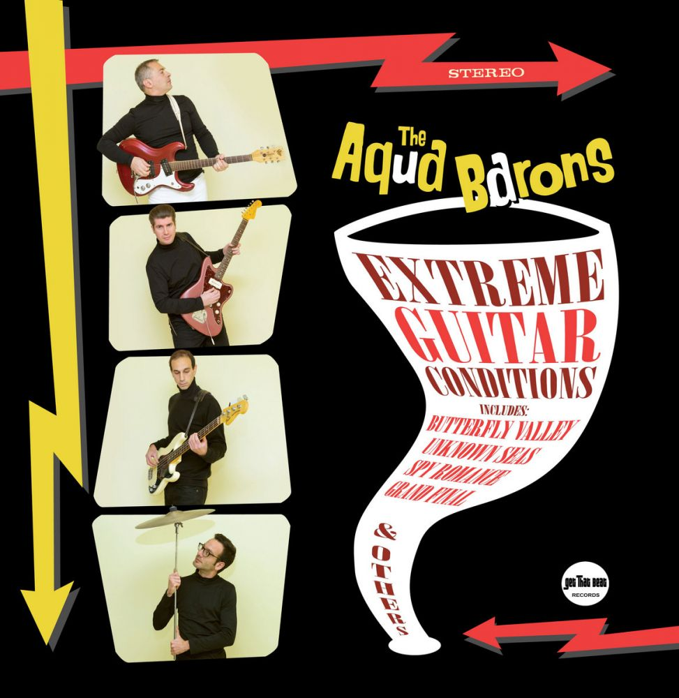 The Aqua Barons - Extreme Guitar Conditions