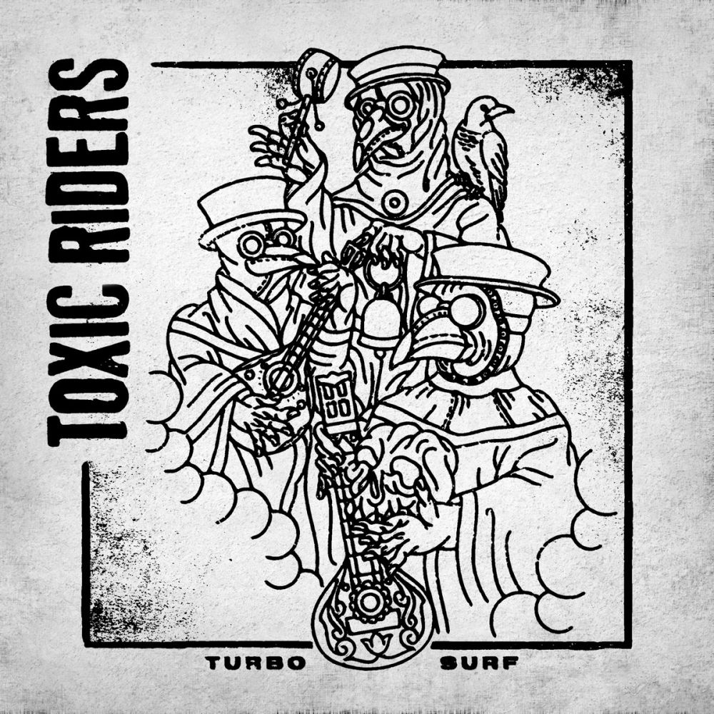 Toxic Riders - Turbo Surf