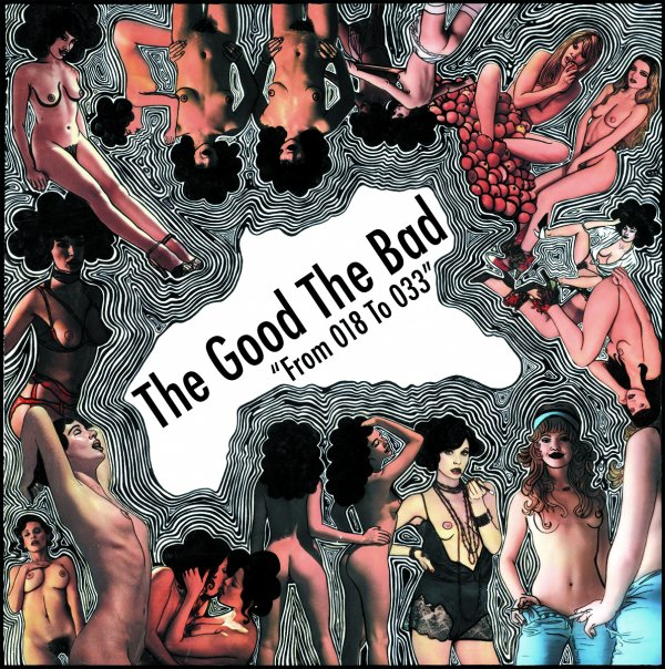 The Good the Bad - 018 to 033
