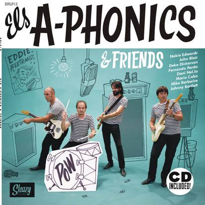 The A-Phonics - With Friends