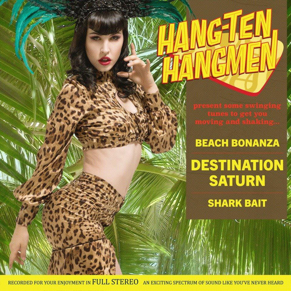 Hang-ten Hangmen - Destination Saturn