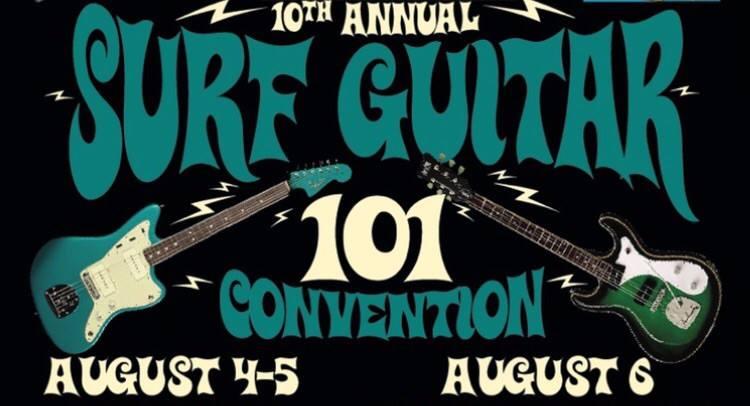 Surf Guitar 101 Convention