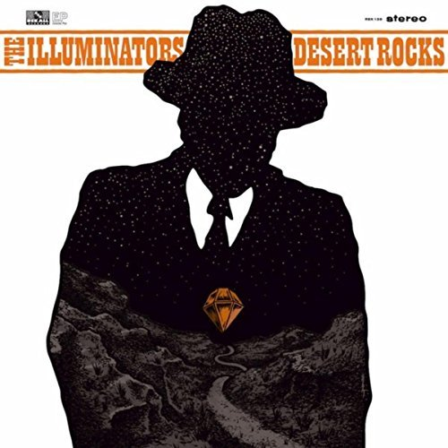 The Illuminators - Desert Rocks EP