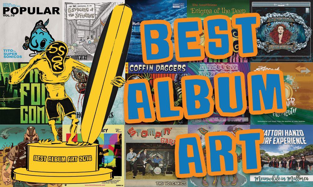 Best Album Art 2016