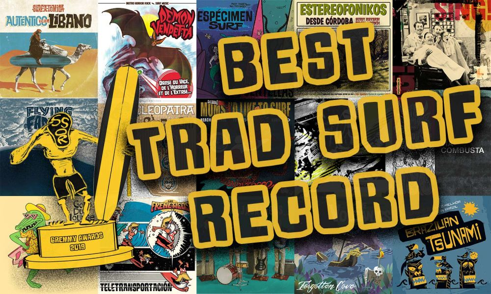 Best Trad Surf Record