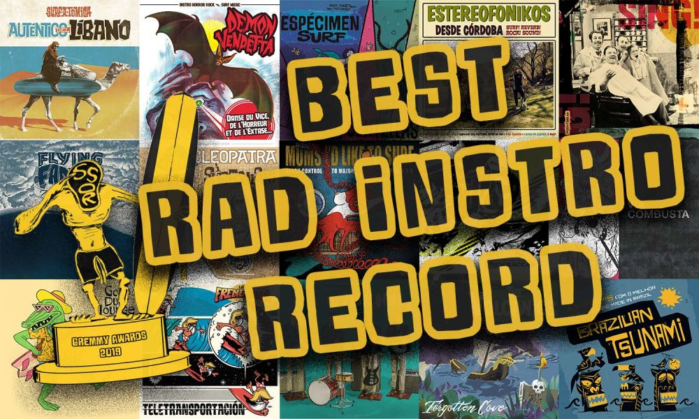 Best Rad Instro Record