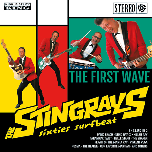 The Stingrays - The First Wave