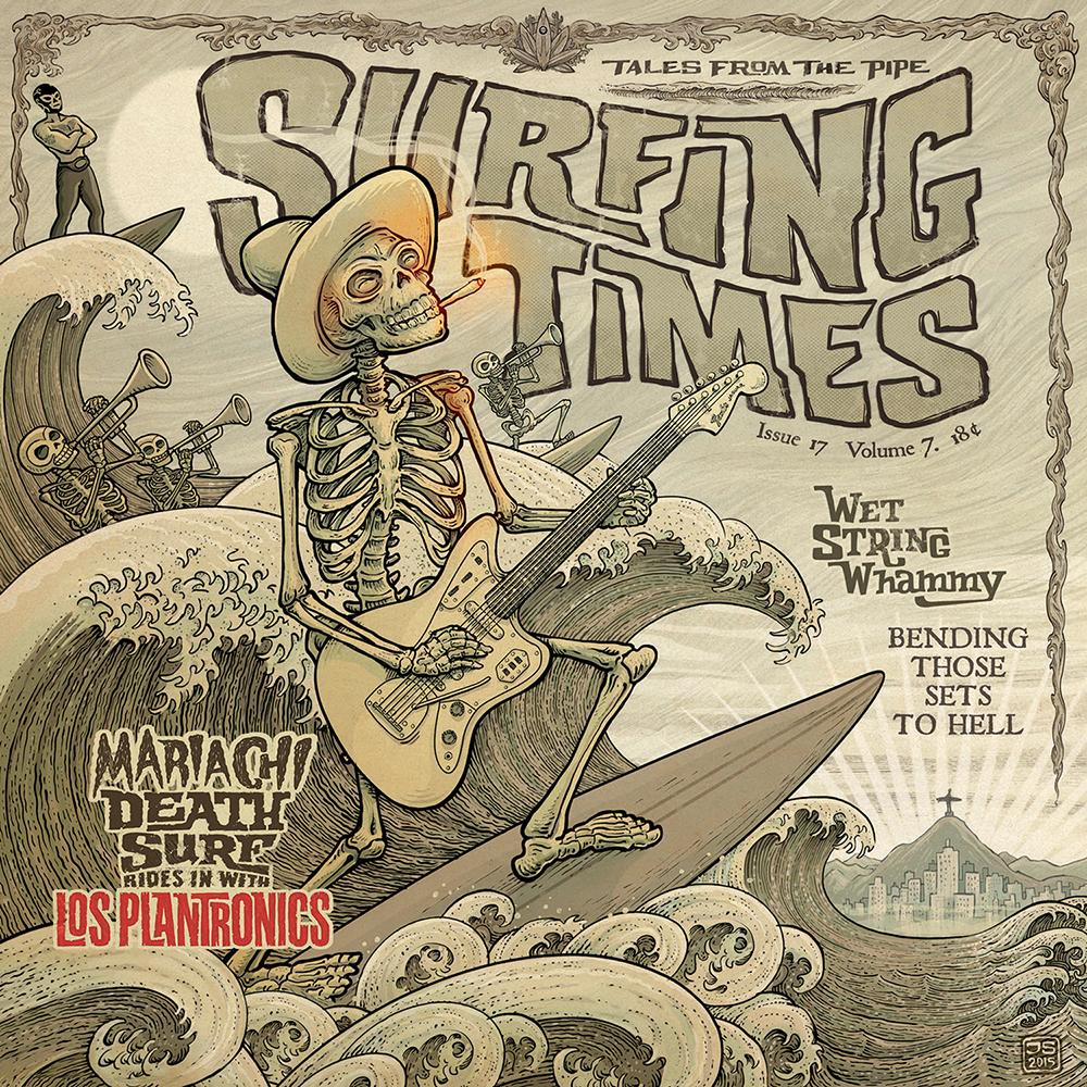 Los Plantronics - Surfing Times
