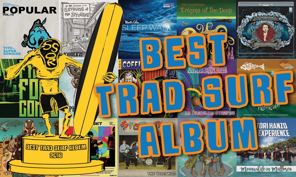 Best Trad Surf Album