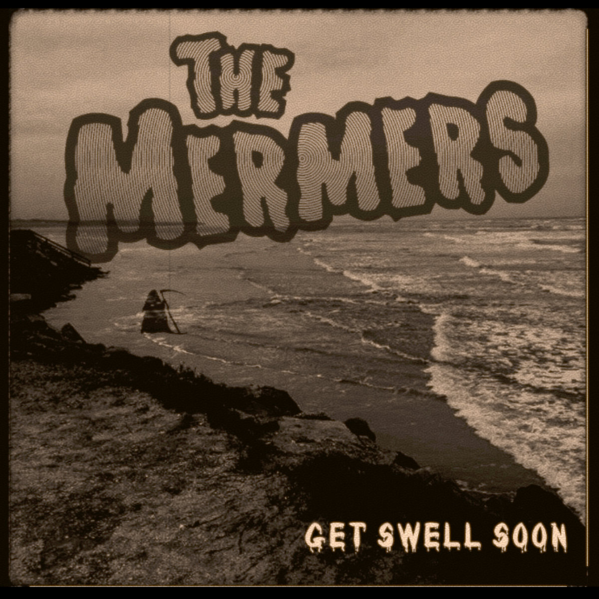 The Mermers - Get Swell Soon