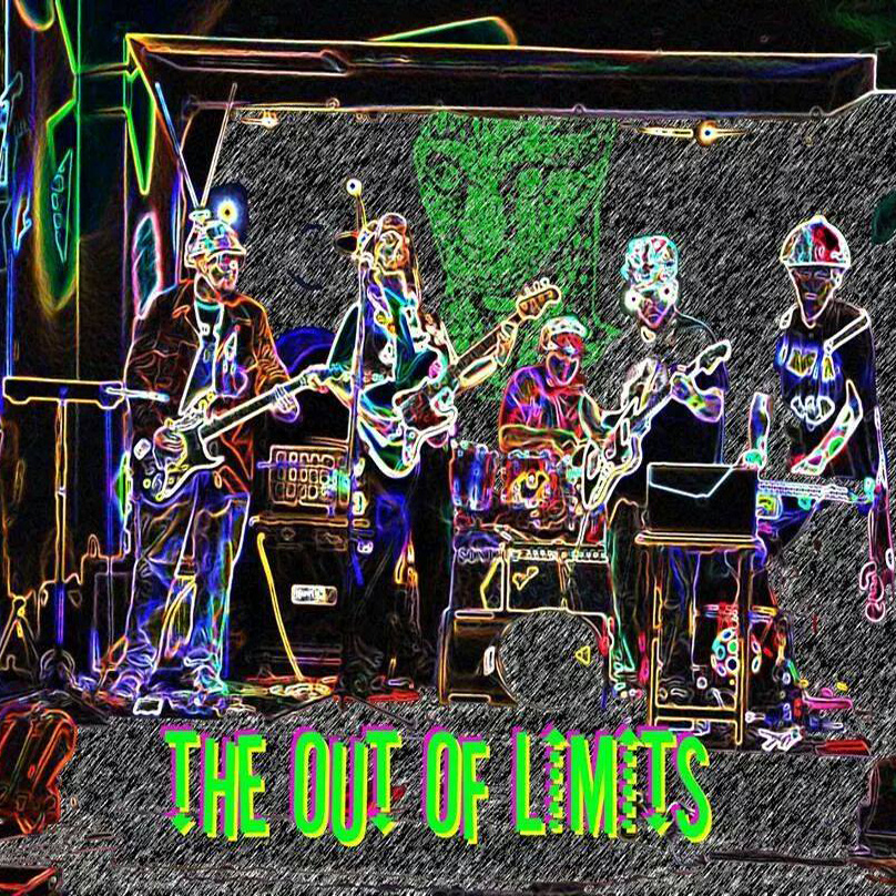 """The Out of Limits - The """"Rough Masters"""" Demo EP"""