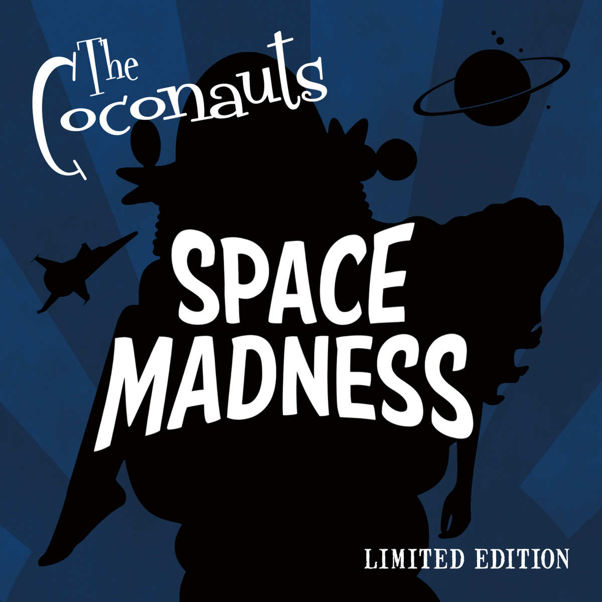 The Coconauts - Space Madness