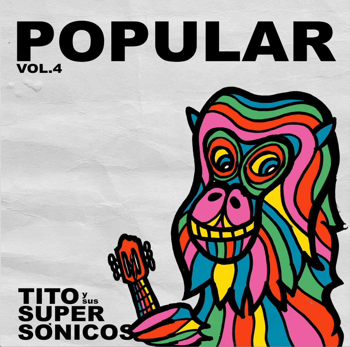 Tito y sus Supersonicos - Popular vol 1-4