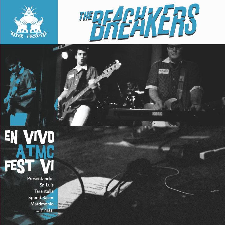 Beach Breakers - En vivo ATMC Fest VI