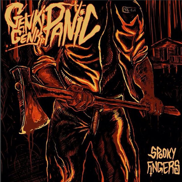 Genki Genki Panic - Spooky Fingers EP