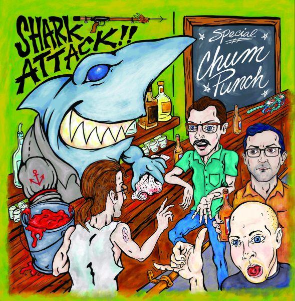 Shark Attack - Chum Punch