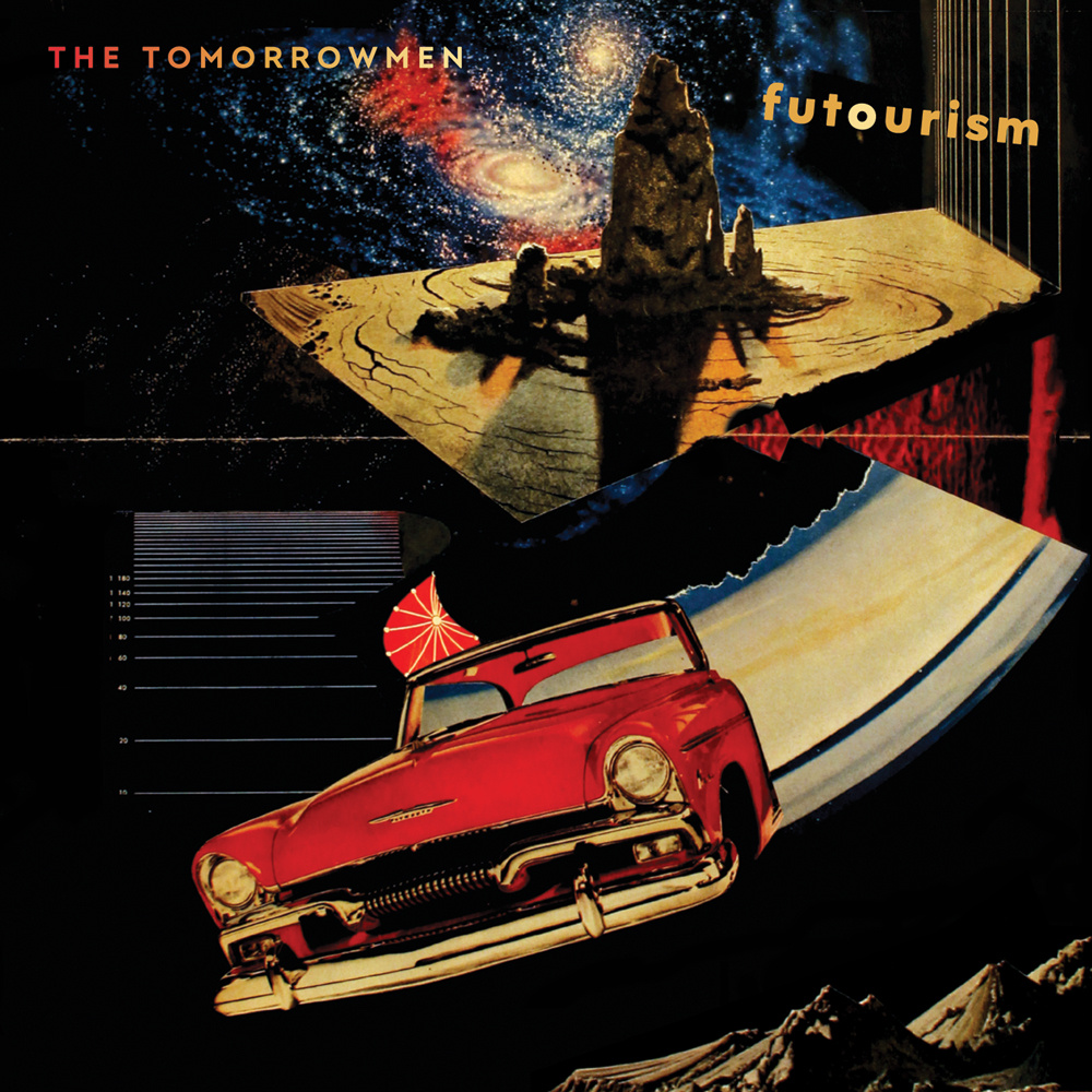 The Tomorrowmen - Futourism