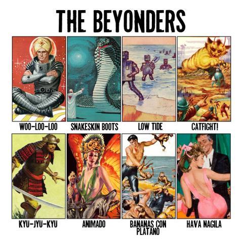The Beyonders - The Beyonders