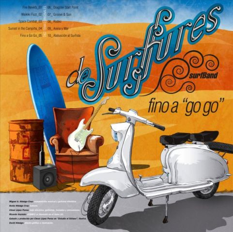 De Surfures - Fino a Go Go