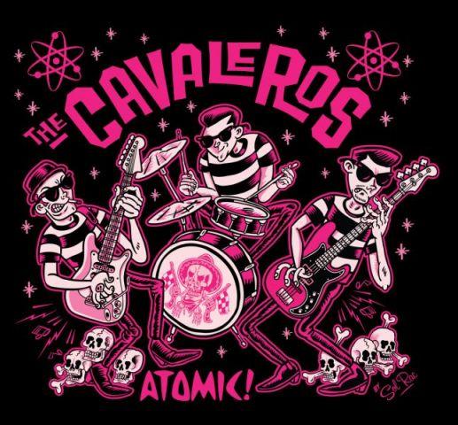 The Cavaleros - Atomic! The Album