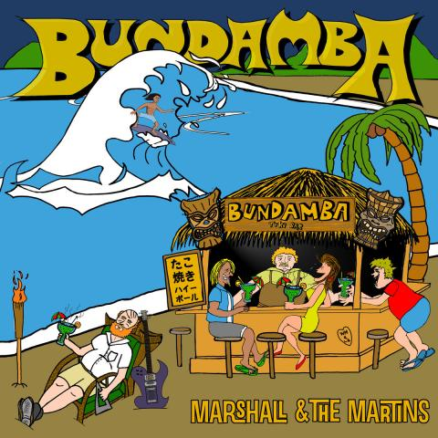 Marshall and the Martins - Bundamba