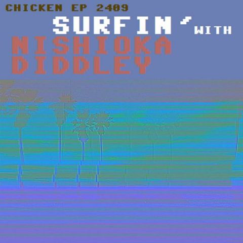 Nishioka Diddley And His One Man Chip - Surfin' With Nishioka Diddley EP
