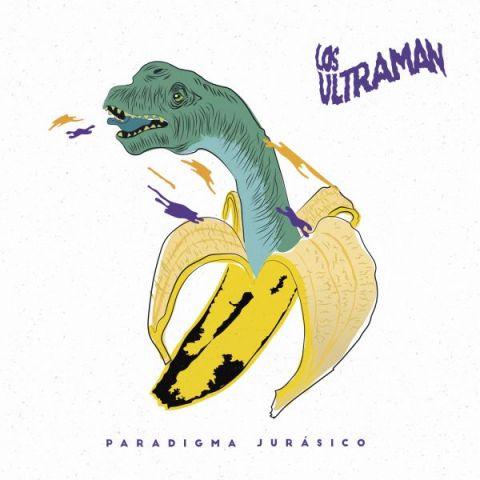 Los Ultraman - Paradigma Jurásico