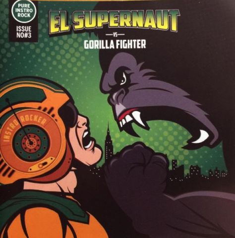 El Supernaut - Gorilla Fighter