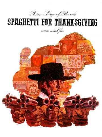 Spaghetti for Thanksgiving 2020