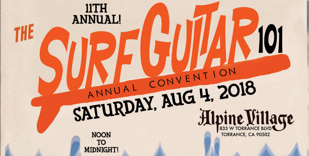 Surfguitar101 Convention