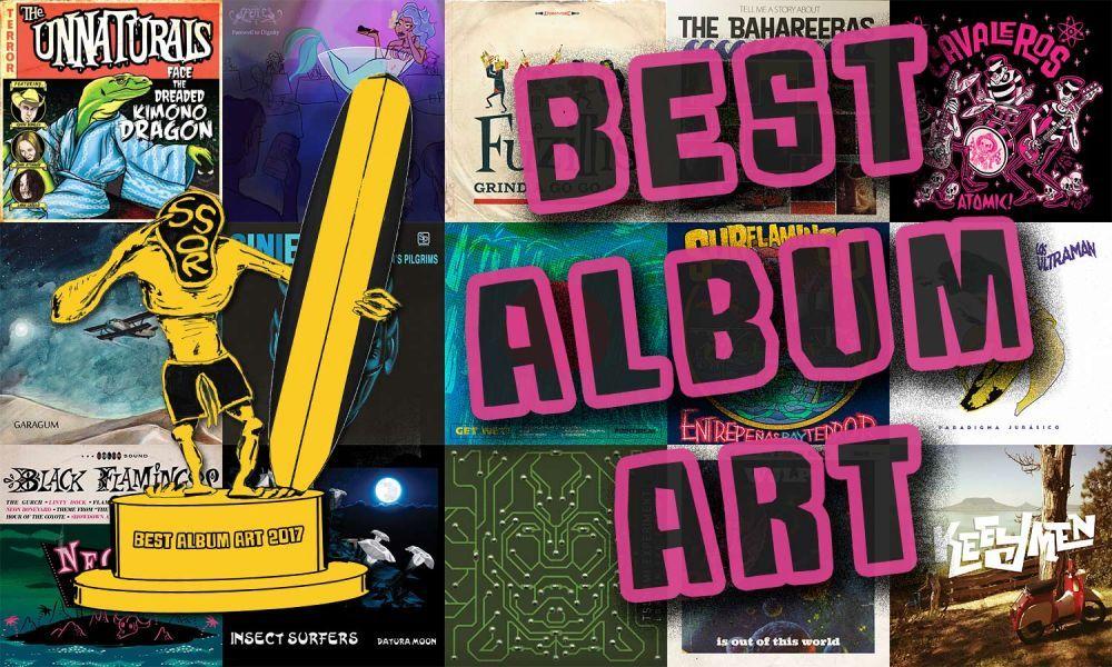 Best Album Art Gremmy 2017