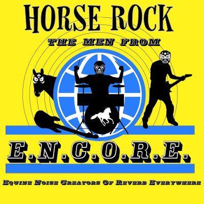 Horse Rock - Men from E.N.C.O.R.E.