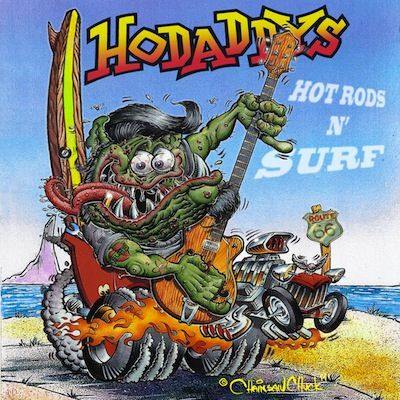 Hodaddys - Hot Rods n Surf