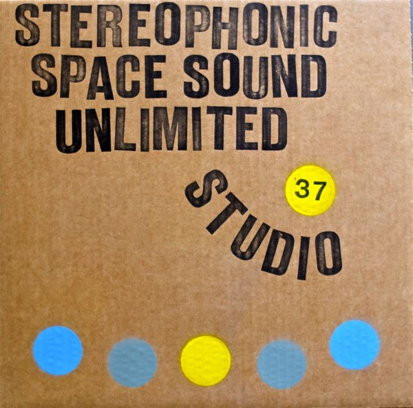 Stereophonic Space Sound Unlimited - Studio 37