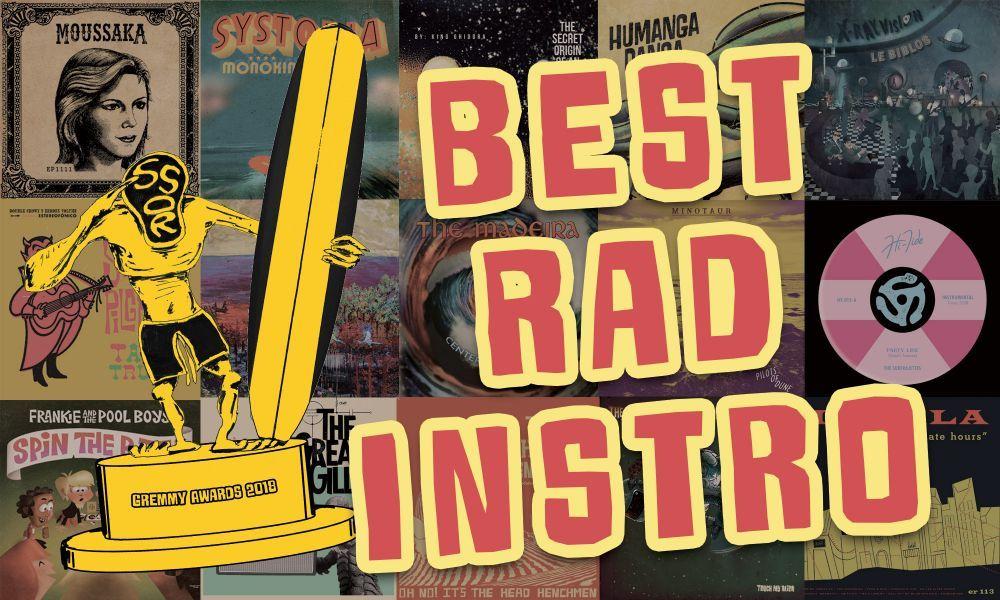 Gremmy Awards 2018: Best Rad Instro