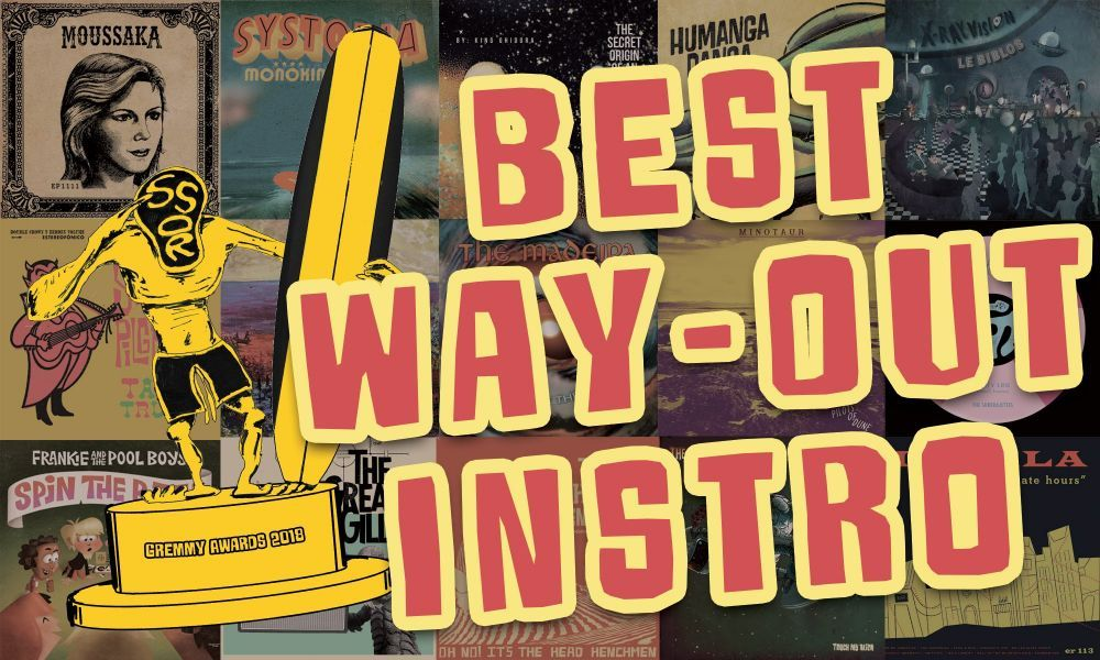 Best Way-Out Instro Record of 2018