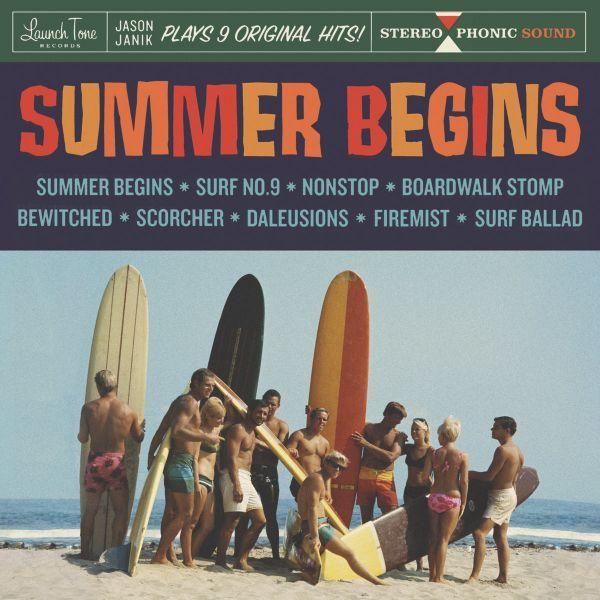 Jason Janik - Summer Begins