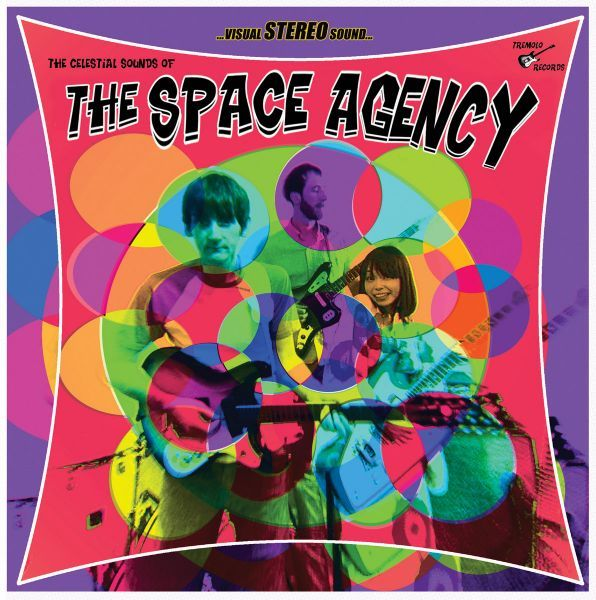 The Space Agency - The Celestial Sounds of The Space Agency