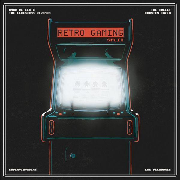 Retro Gaming Split