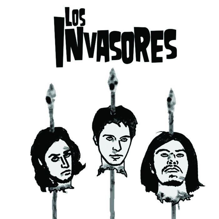 Los Invasores - EP