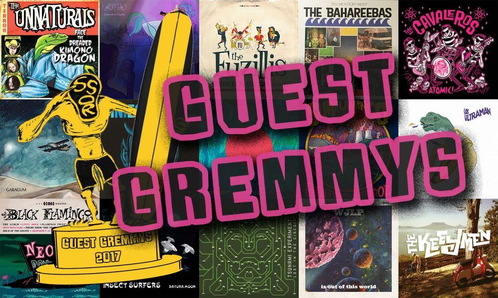Guest Gremmys 2017