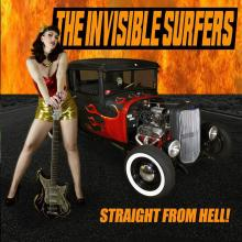 The Invisible Surfers - Straight From Hell