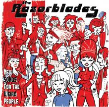 The Razorblades - New Songs for the Weird People