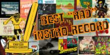 "Best ""Rad"" Instro Record 2015"
