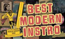 Gremmy Awards 2018: Best Modern Instro Record