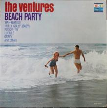 The Ventures - Beach Party