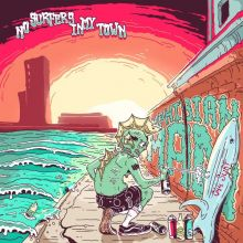 Amphibian Man - No Surfers In My Town