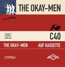 The Okay-Men - Auf Kassette