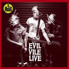 The Moths - Evil, Vile, Live